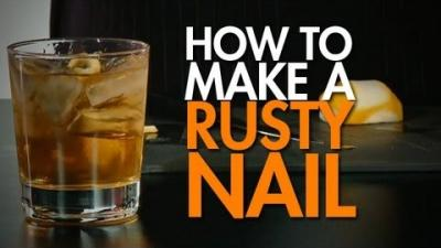 Make The Classic Rusty Nail