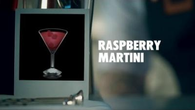 RASPBERRY MARTINI DRINK RECIPE
