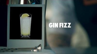 진 피즈(Gin Fizz)