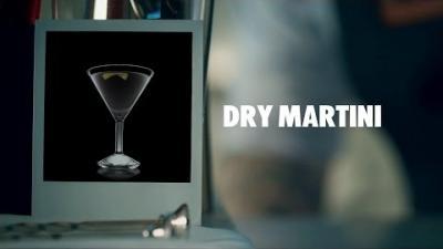 드라이 마르띠니(Dry Martini)