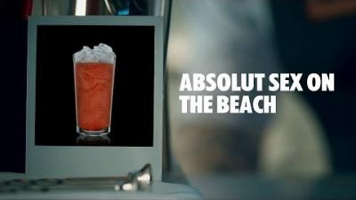 ABSOLUT SEX ON THE BEACH DRINK RECIPE