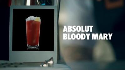 How to make an Absolut Bloody Mary Cocktail