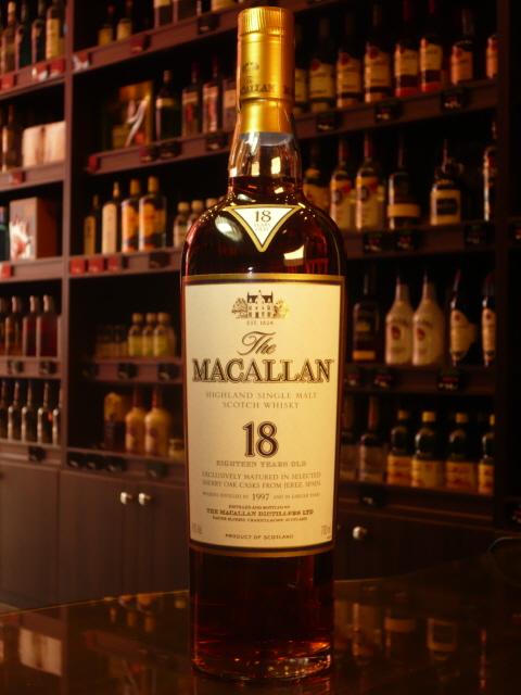 맥캘란 18년