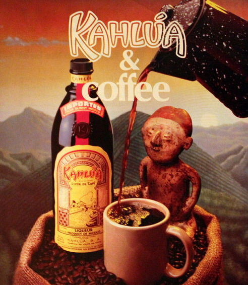 Kahlua and Coffee